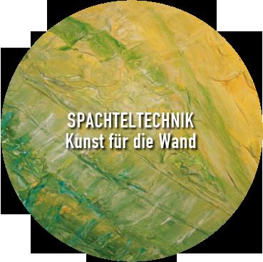 SPACHTELTECHNIK Kunst für die Wand