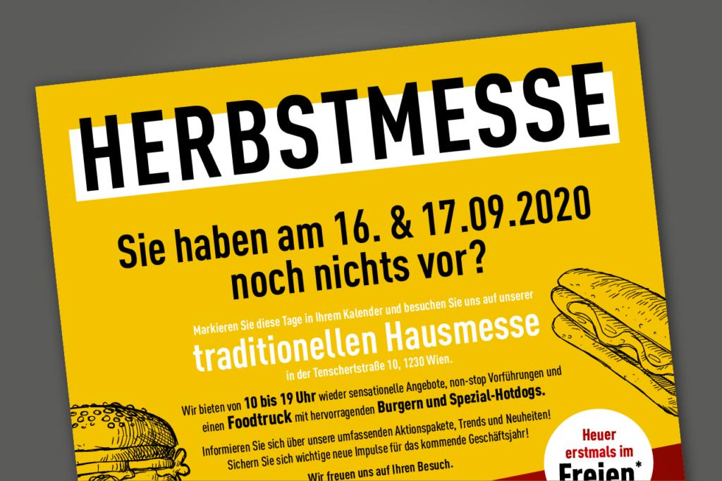 Herbstmesse 2020